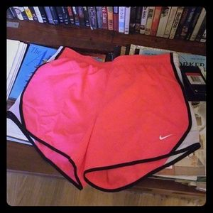 Women's Nike Running Shorts - NWT - Pink